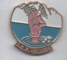 Plongée , SCF De Cluses - Tauchen