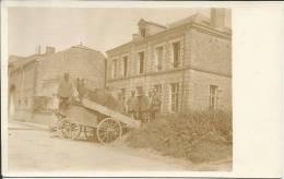 14/18 Belle Photo Allemande, Cheval Sur Un Tripot . - Cartes Postales