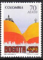 Colombia 1988 Founding Of Bogota 450th Anniversary MNH - Colombia