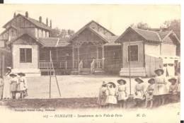 HENDAYE - Sanatorium De La Ville De Paris , Trés Bon état ( Voir Scan ) - Hendaye