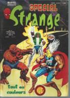 SPECIAL STRANGE  N° 17  -   LUG  1979 - Strange