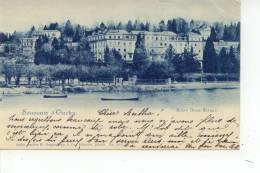 Souvenir D'Ouchy Hôtel Beau Rivage 1899 - VD Vaud