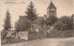 COIFFY LE BAS - L'Église - Francia
