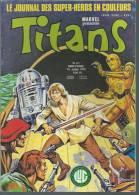TITANS  N° 21  -   LUG  1979 - Titans