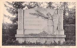 91 RIS ORANGIS LE MONUMENT - Ris Orangis