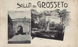 Unique CPA SALUTI DA GROSSETO - Grosseto