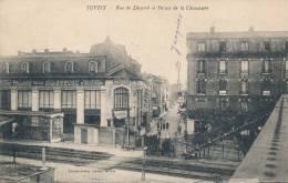 JUVISY - Gare, Palais De La Chaussure, Cinéma - Juvisy-sur-Orge