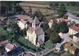 CPSM 24 CALVIAC VUE AERIENNE DU BOURG 1984  Grand Format - Autres Communes