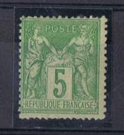 FR-CL54 - Type Sage N° 106 Neuf* - 1898-1900 Sage (Type III)