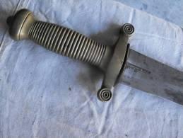 Beau Sabre Briquet Glaive 1831 TBE /paypal Possible/ Pas De Fourreau , Marquage Lame - Messen