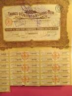 Tabacs D'Orient Et D'Outremer/Action De 250 Francs Au Porteur/Paris/Paris/1920       ACT42 - Shareholdings
