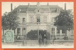 T099, Patay , L'Hospice , 638 , Animée, Circulée 1909 - Other Municipalities