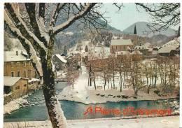 Isère :  ST  PIERRE  D '  ENTREMONT  : Vue - Ohne Zuordnung