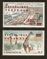 Cameroun PA   N°49,50 N* TB Cote 30 Euros !!! - Cameroun (1915-1959)