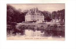 JANVILLE SUR JUINE   LE CHATEAU DES PASTOUREAUX - France