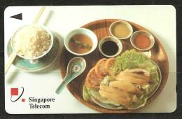 TK - SINGAPUR - Singapur