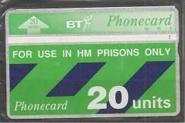 "GROSSBRITANNIEN "" PRISON-CARD "" - Unclassified"
