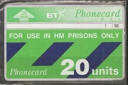 "GROSSBRITANNIEN "" PRISON-CARD "" - Royaume-Uni"