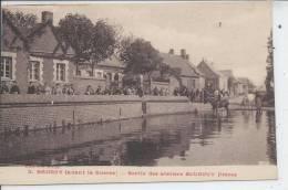 NAUROY (avant La Guerre) - Sortie Des Ateliers Boudouy Frères - France