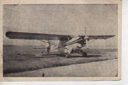 FABRICA MILITAR DE AVIONES  AVION RANQUEL FICHA TECNICA  OHL - 1946-....: Moderne