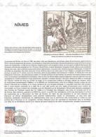 FRANCE - NÌMES - 11/04/1981 - Documents De La Poste