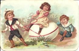 Image Publicitaire - Aux Armes Du Mans - Manufacture De Chaussures - Enfants Et Jeux - Publicité