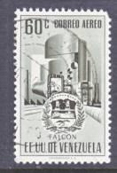 Venezuela  C 459   (o)  ARMS Of  FALCON - Venezuela
