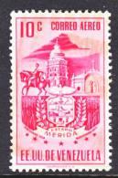 Venezuela  C 474   (o)  ARMS Of  MERIDA - Venezuela