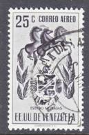 Venezuela  C 485   (o)  ARMS Of  MONAGAS - Venezuela