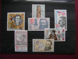 == CSR  LOt    ** MNH Weit  Unter Postpreis.. 1 € =  Ca. 24,00 Kronen - Tschechische Republik