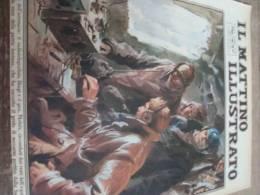 MATTINO ILLUSTRATO 25/6/1928 UMBERTO NOBILE GIUSEPPE BIAGI MASSA CARRARA CAVE DI MARMO CECINA PISA - Livres, BD, Revues