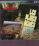 BT  Bibliothèque De Travail 981 Les Pluies Acides La Metalurgie La Glace Du Pole Sud - 6-12 Ans