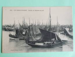 LES SABLES D'OLONNE - Flottille DeThonniers Au Port. - Sables D'Olonne