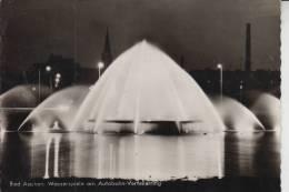 5100 AACHEN, Wasserspiele Am Autobahn-Verteilerring 1962 - Aachen