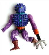 FIGURINE MAITRES DE L´UNIVERS - HE-MAN -  MOTU - MASTER OF UNIVERSE -  SPIKOR - Maîtres De L'Univers