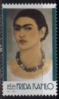 Grand Peintre Mexicain Frida Kahlo. Autoportrait. 1 T-p Neuf ** 2001.      Yv.# 1956 - Art