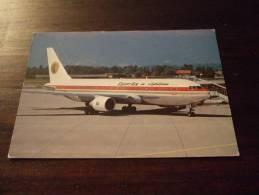 EgyptAir Airlines OLD Carte Postale - 1946-....: Moderne