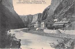 L'usine Hydro électrique D'AVIGNONNET. - Sin Clasificación