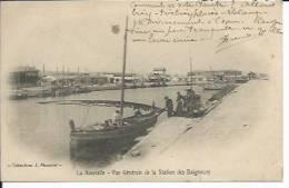 LA NOUVELLE - VUE GENERALE DE LA STATION DES BAIGNEURS ( Animées ) - Port La Nouvelle
