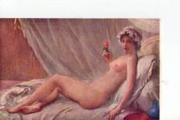 C.A. Lenoir - Eveil - Peintures & Tableaux