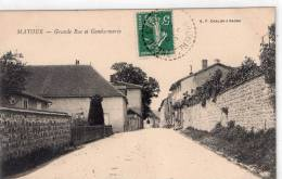 """MATOUR """"Grande Rue Et Gendarmerie"""" - France"""