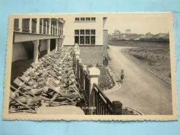 La Cure A La Galerie / Préventorium Marin De Clemskerke-sur-Mer / Anno 19?? ( Zie/voir Foto Voor Details ) !! - De Haan
