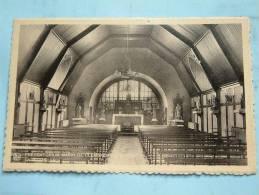 La Chapelle / Préventorium Marin De Clemskerke-sur-Mer / Anno 19?? ( Zie/voir Foto Voor Details ) !! - De Haan