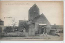MAREIL EN CHAMPAGNE - L'Eglise - France