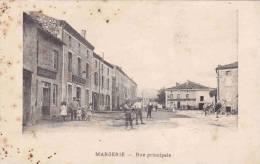 MARGERIE RUE PRINCIPALE - Otros Municipios
