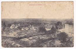 Serrières De Briord - Vue Générale - A Circulé En 1909, Carte Tâchée Et Timbres Arrachés - Autres Communes