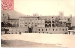 Monaco-(Principauté De Monaco) 1900- Le Château Du Prince- Edition Picard , Nice - Monaco