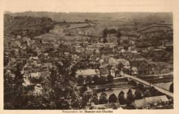 BELGIQUE - LIEGE - HAMOIR - Panorama De Hamoir-sur-Ourthe. - Hamoir