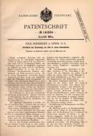 Original Patentschrift - P. Schmieder In Lipine / Lipiny O.-S.,1902, Gewinnung Von Zink Aus Ofen , Świętoch - Historische Dokumente