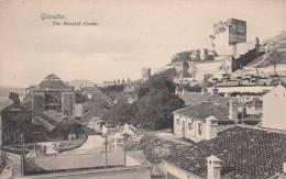 GIBILTERRA / GIBRALTAR C1900 - THE MOORISH CASTLE - ED. BEANLAN MALIN & CO.GIBRALTAR - Gibraltar